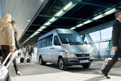 Minibus, Bus and Coach Hire London with Driver