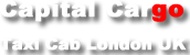 Capital Cargo Courier Service London