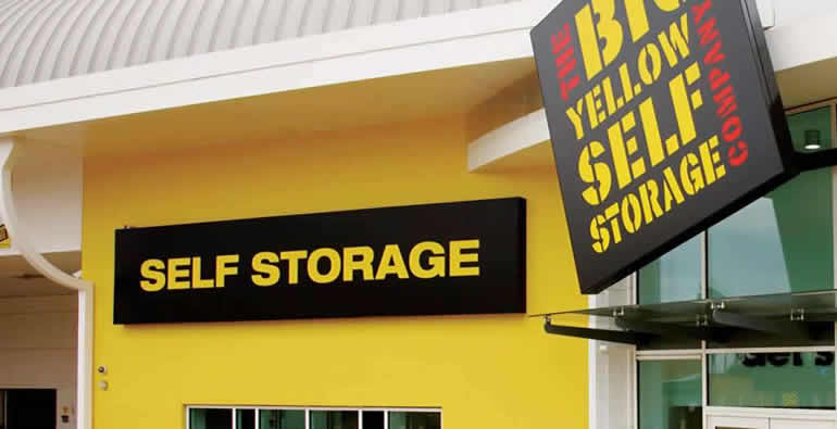 Big Yellow Self Storage London
