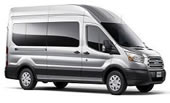 15 and 17 seater self drive minibus hire London