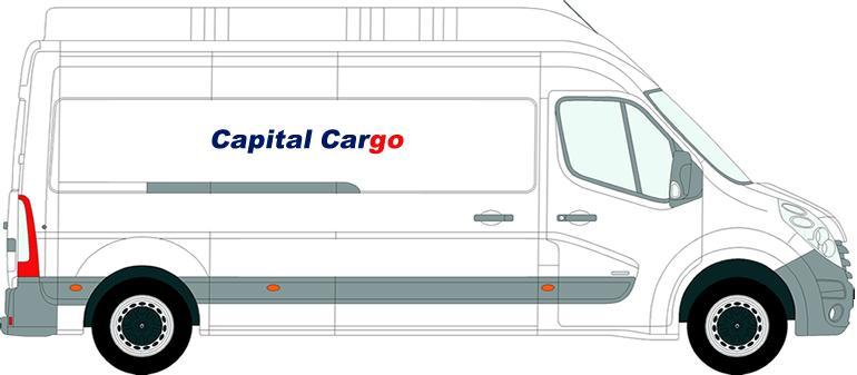 Capital Cargo Courier Service London Uk