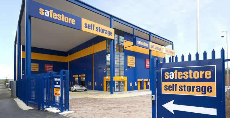 Safestore storage London