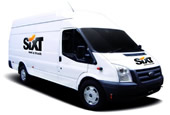 Sixt Self Drive Van Hire